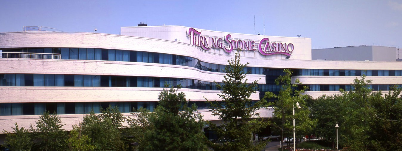 Turning stone casino ny address
