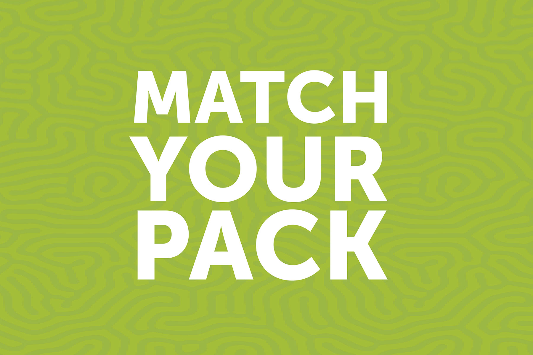 Match Your Pack