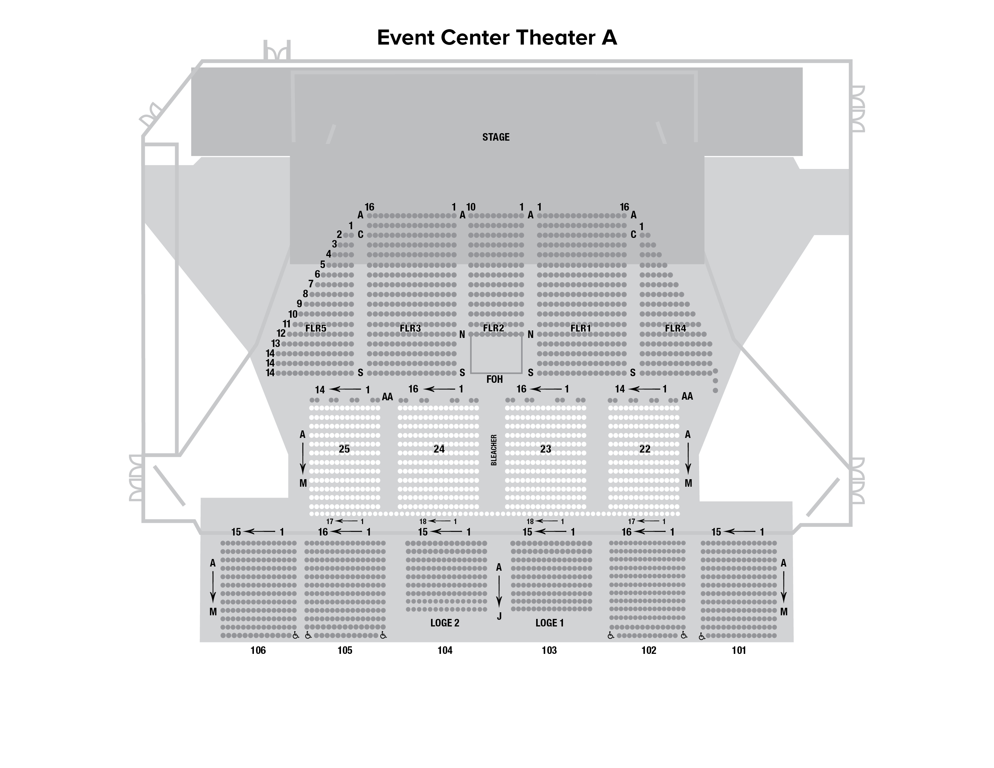 Event Center Theater