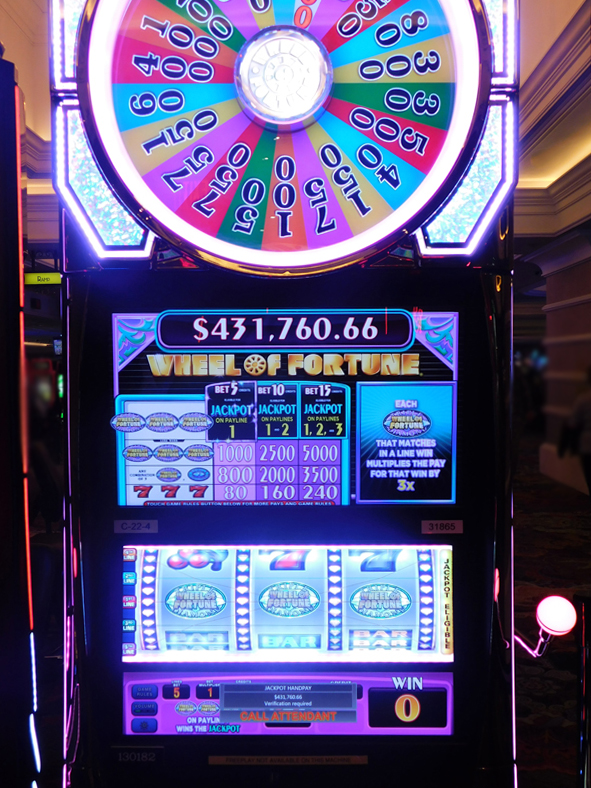 What Slot Machines Are At Turning Stone