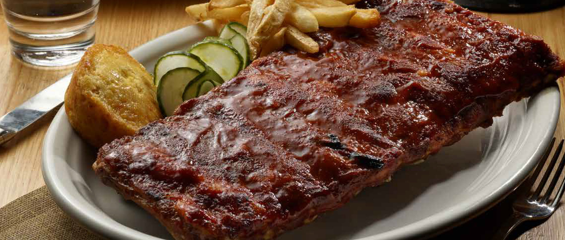 Rooster St Louis Ribs