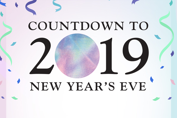 Countdown to 2019